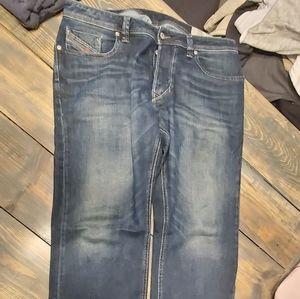 Diesel Jean's 36x32 length